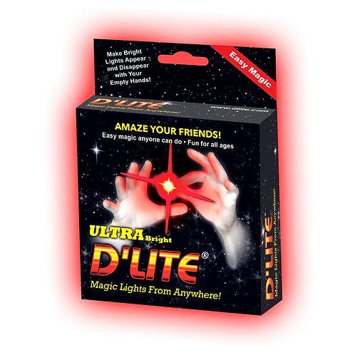 D'lites Regular Red Lightup Magic - Thumbs Set