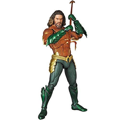 Medicom Aquaman Mafex Action Figure