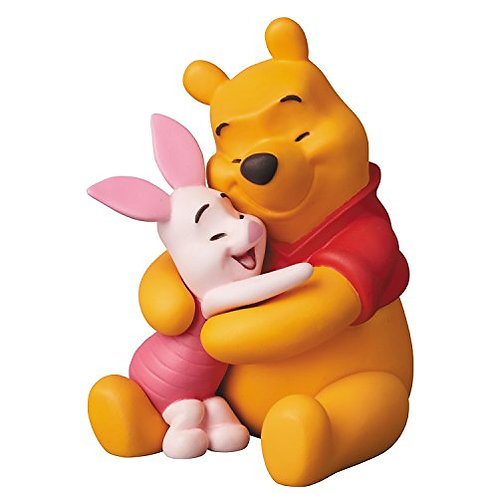 Medicom Disney's Winnie The Pooh: & Piglet Ultra Detail Figure
