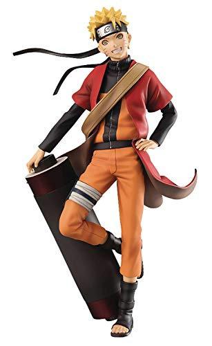 Megahouse Naruto: Uzumaki Senin Mode Gem Series PVC Figure