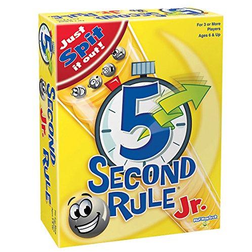 5 Second Rule: Junior