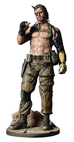 GECCO AUG188360 Metal Gear Solid V: Venom Snake (Play Demo Version) 1:6 Statue