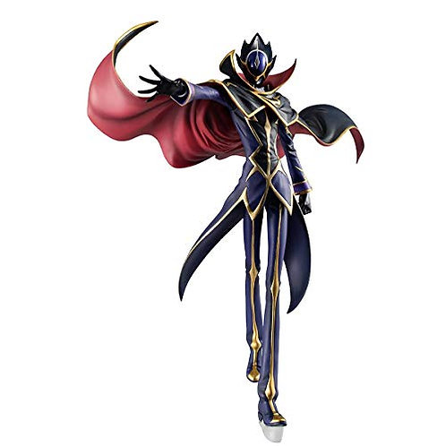 Megahouse Code Geass: Lelouch of The Resurrection: Zero Gem Series PVC Statue