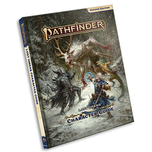 Pathfinder: Lost Omens Character Guide