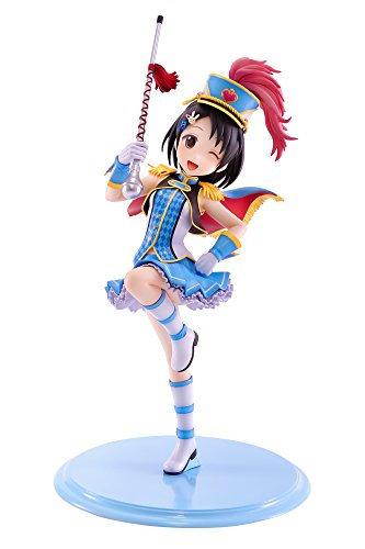 the Idolmaster Cinderella Girls: Chie Sasaki (Hi Fi Version) 1:7 Scale Figure
