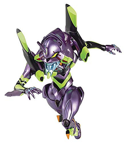 Phat! Rebuild of Evangelion: Parfom Evangelion Unit-01 Action Figure