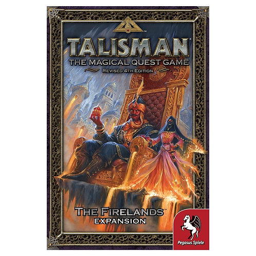 Talisman: The Firelands
