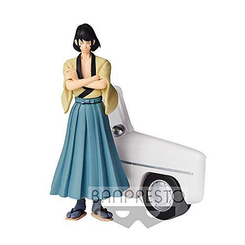Banpresto Lupin The Third Part 5: Goemon Ishikawa II 6.3-inch  Figure