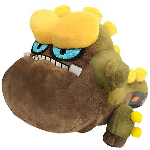 Capcom Monster Hunter World: Uragankin Soft Springy Plush