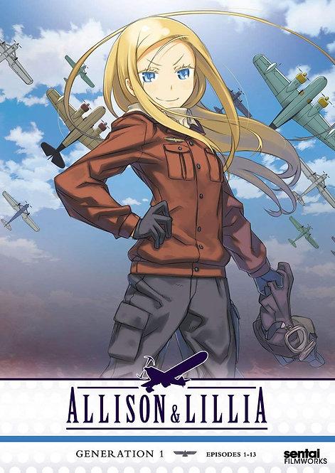 Allison & Lillia Generation 1 DVD