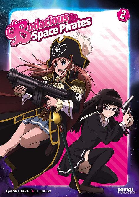 Bodacious Space Pirates Collection 2 DVD