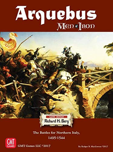 Arquebus: The Battles for Northern Italy