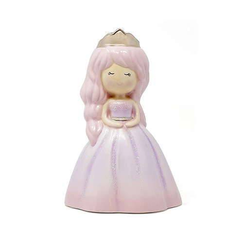 Child to Cherish Princess Piggy Bank for Girls, Princess Alexandria