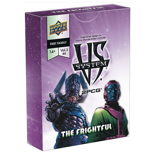 VS System 2PCG: Marvel: The Frightful