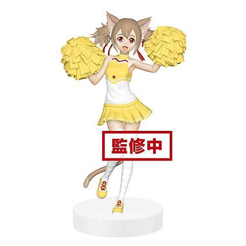 Banpresto Sword Art Online Memory Defrag Exq Figure Silica, Multicolor