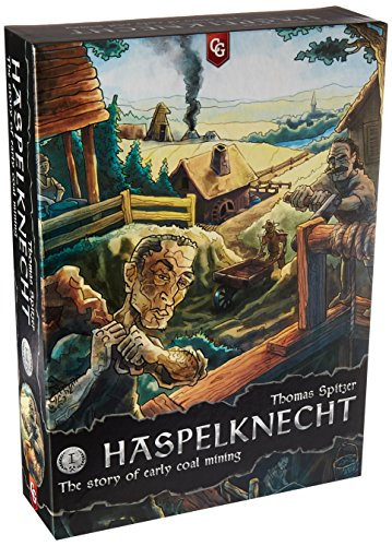 Haspelknecht: Story of Early Coal Mining