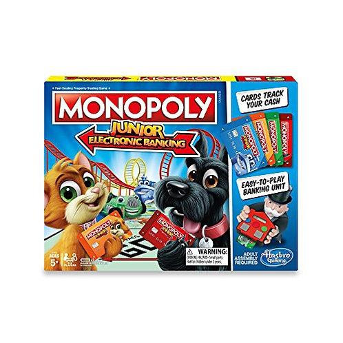 Monopoly Jr.: Electronic Banking