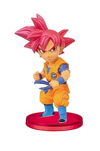 Super Dragon Ball Heroes Super Saiyan God Goku WCF Figure