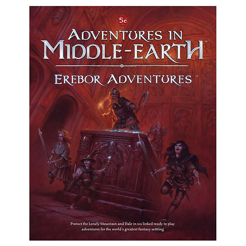 Adventures Middle Earth: Erebor Adventures
