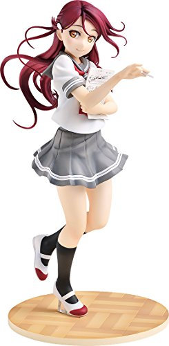 With Fans! Love Live! Sunshine!!: Sakurauchi Riko Blu-Ray Jacket Version 1: 7