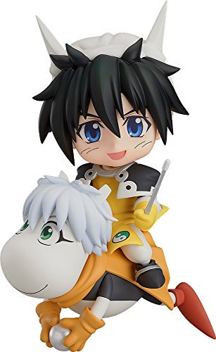 Good Smile Hakyu Hoshin Engi: Taikobo & Supushan Nendoroid Action Figure
