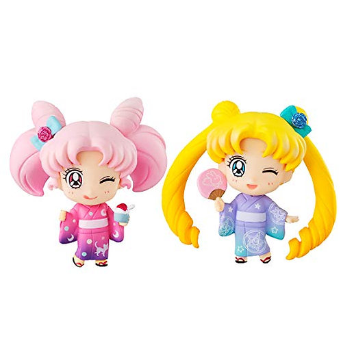 Megahouse Petit Chara Sailor Moon Kyoto Marubeni Ver