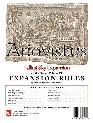 Ariovistus Falling Sky Expansion