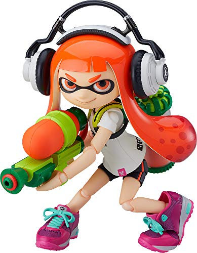 Good Smile Splatoon Splatoon Girl Non-Scale ABS & PVC Painted Action Figure
