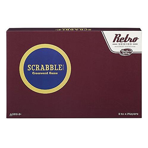 Retro Scrabble