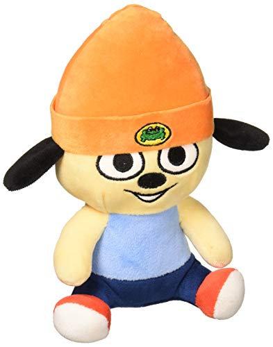 "Retro-Bit Stubbins Parappa Plush Toy - Playstation Series - 6"" Inch"