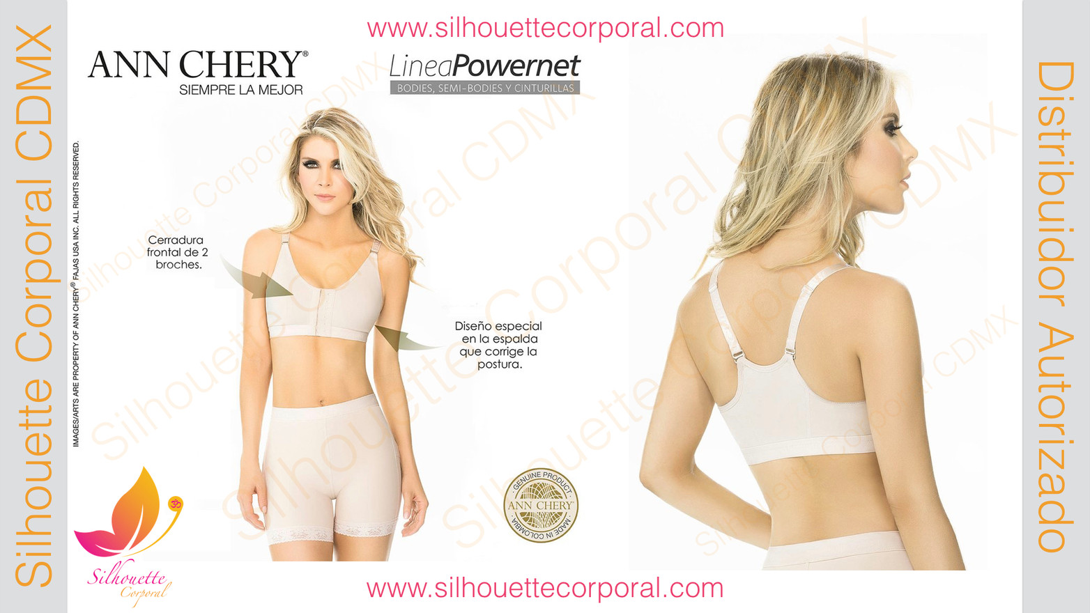Ref. 3004 Bra Post-Operatorio