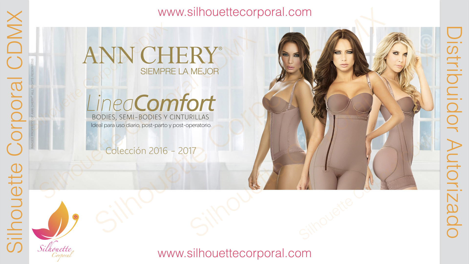 Ann Chery MX - Línea Comfort