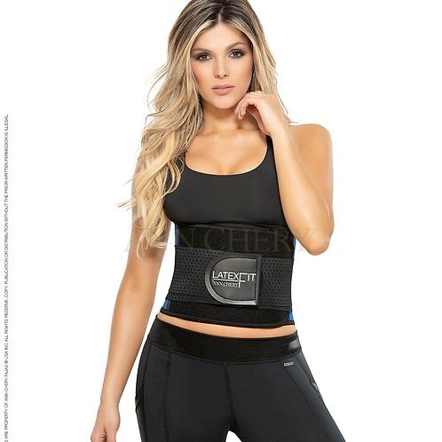 Ref. 2051 - Látex Fit Cinturón Fitness
