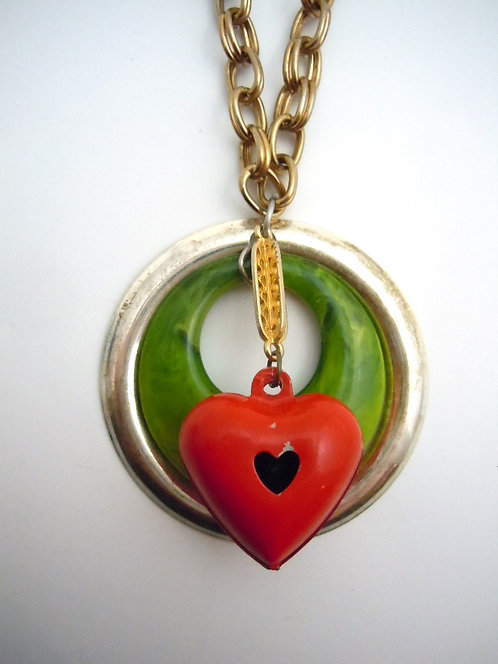 Have a Little Heart Necklace