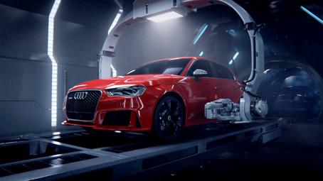 Audi: birth