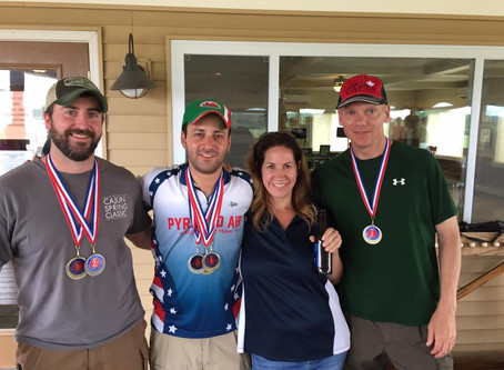 OAFTSA Shooters Come Up Big at Crosman Match