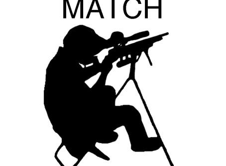 Field Target Match October 15th 10:30am Match Start