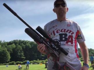 Airgun Advisor, Chad Kentner's June 17th N.O.A. Match Video