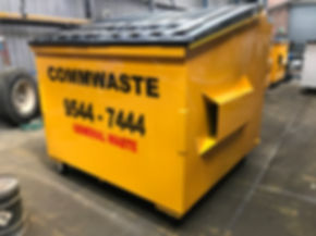 3.0m3 Front Lift Bin - Commercial Waste Management Sydney
