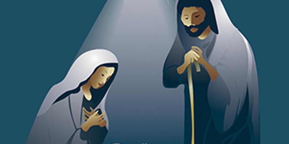 Children's Church Nativity play