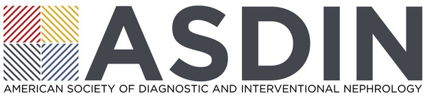 ASDIN American Sociaty of Diagnostic and Interventional Nephrology