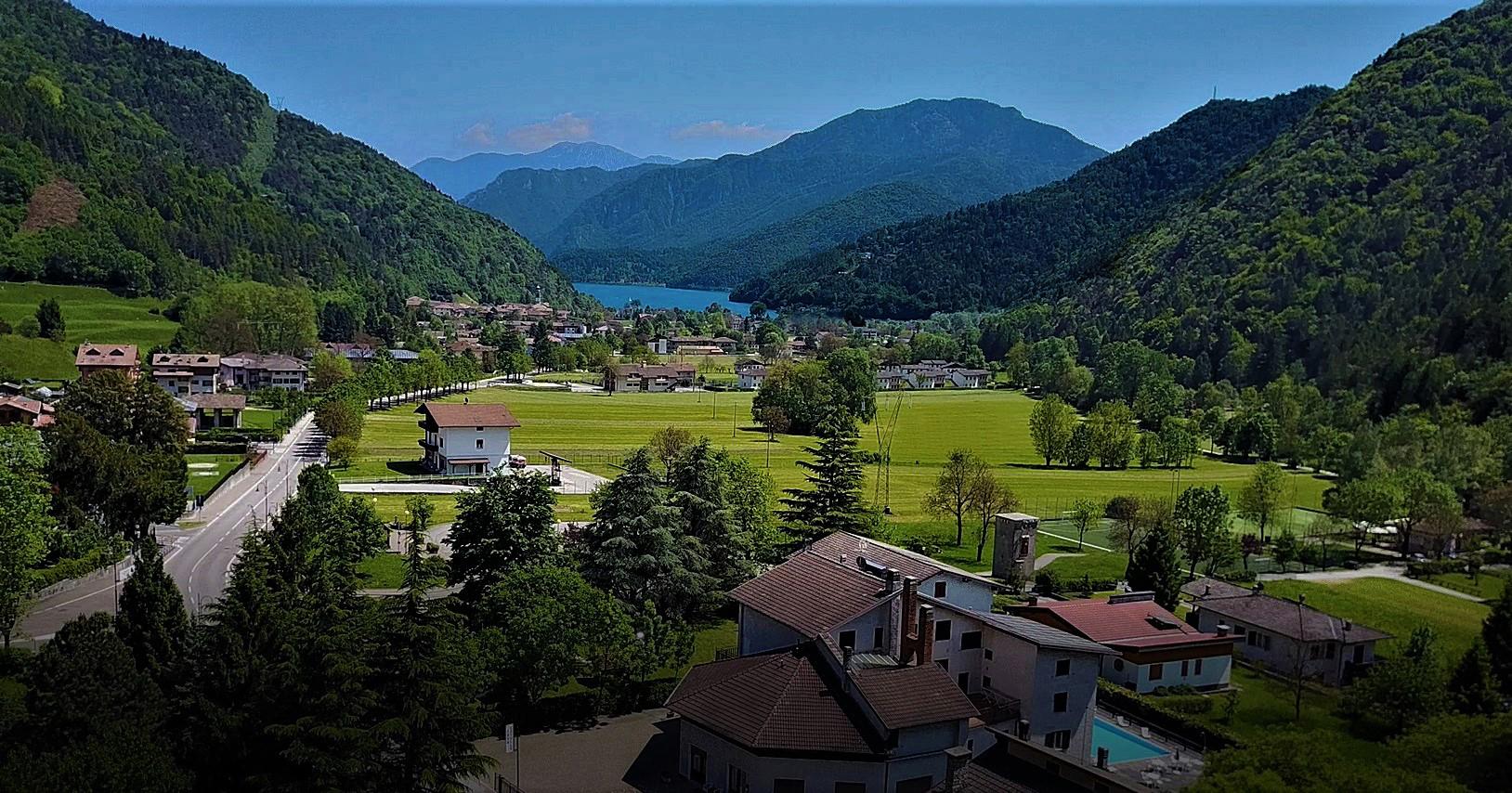 residence + lago