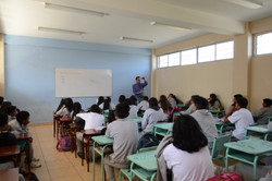 Empresa ADELCA apadrina campaña educativa