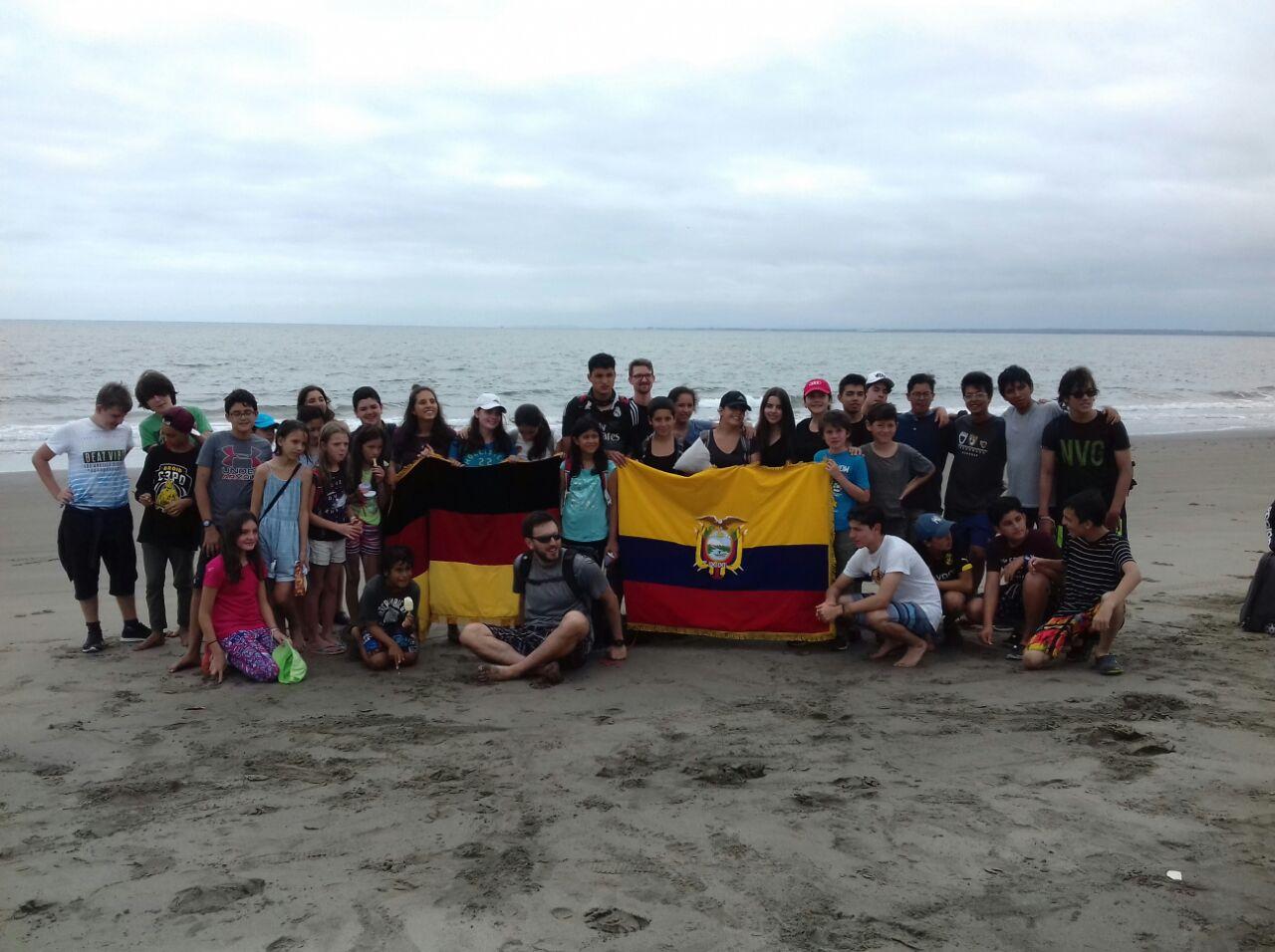 Brigada Ambiental del Colegio Alemán de Quito, Guayaquil y Cuenca