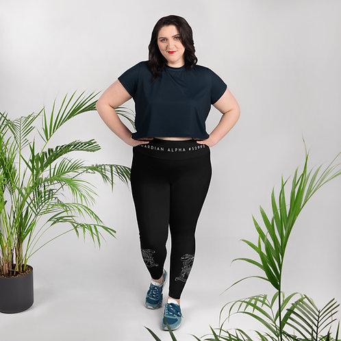 Joan Guardian Regulation Plus Size Leggings