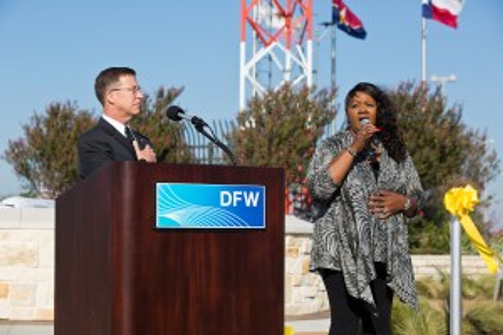 DFW Airport Executive Vice President Jim Crites