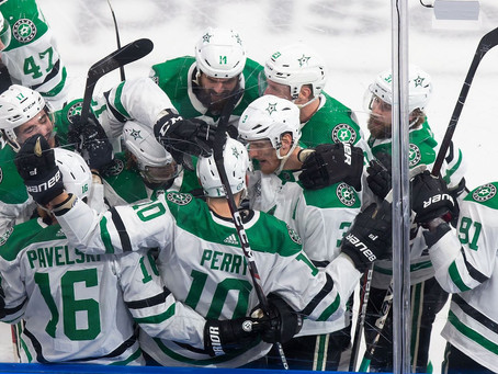An Unconventional Playoff Season Led Dallas Stars to Fight for Lord Stanley's Cup