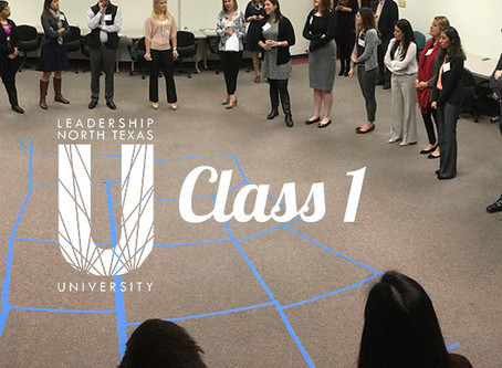 Event Recap | Leadership North Texas University