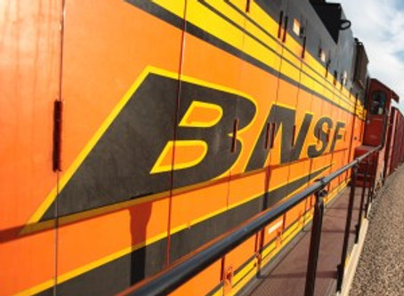 NTX Magazine Vol. 4 Features BNSF
