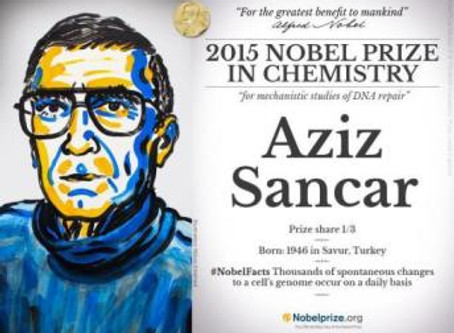 UT Dallas Alum Wins Nobel Prize